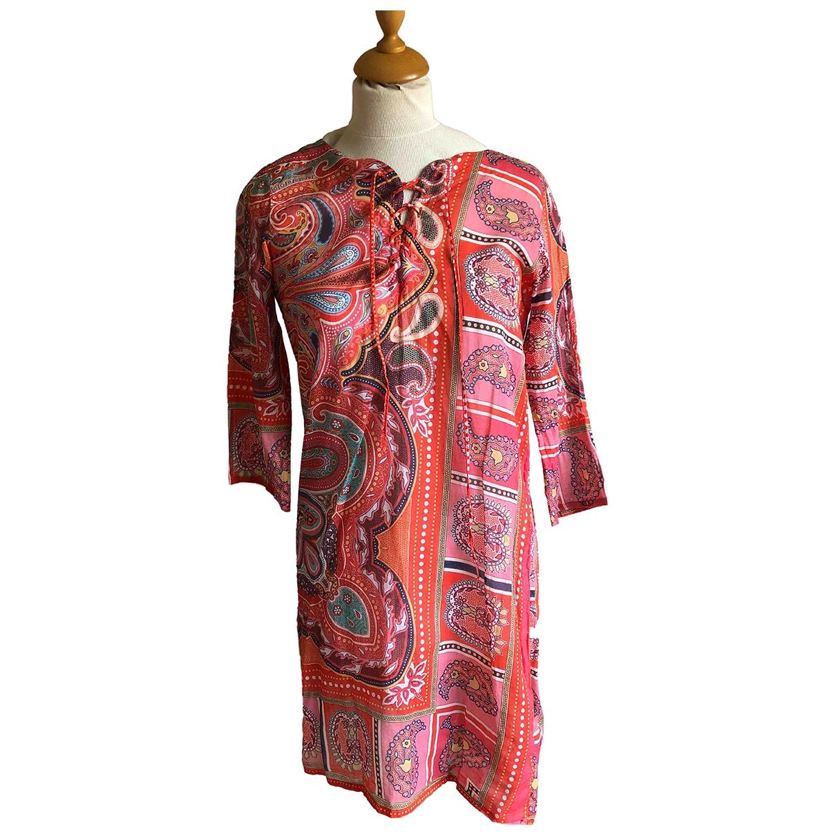Laurence Tavernier - Robe   pour femme en coton
