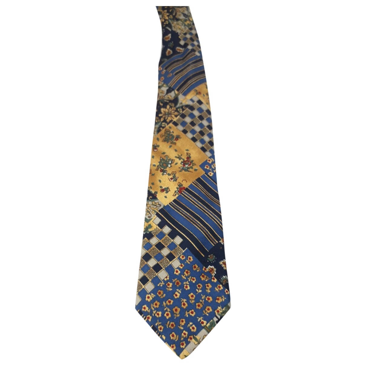 Kenzo - Cravates   pour homme en soie