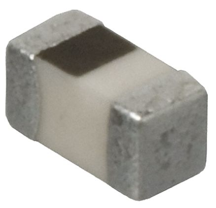 Samsung Electro-Mechanics CIH10T Series 12 nH ±5% Ceramic Multilayer SMD Inductor, 0603 (1608M) Case, SRF: 2.6GHz Q: 12 (4000)