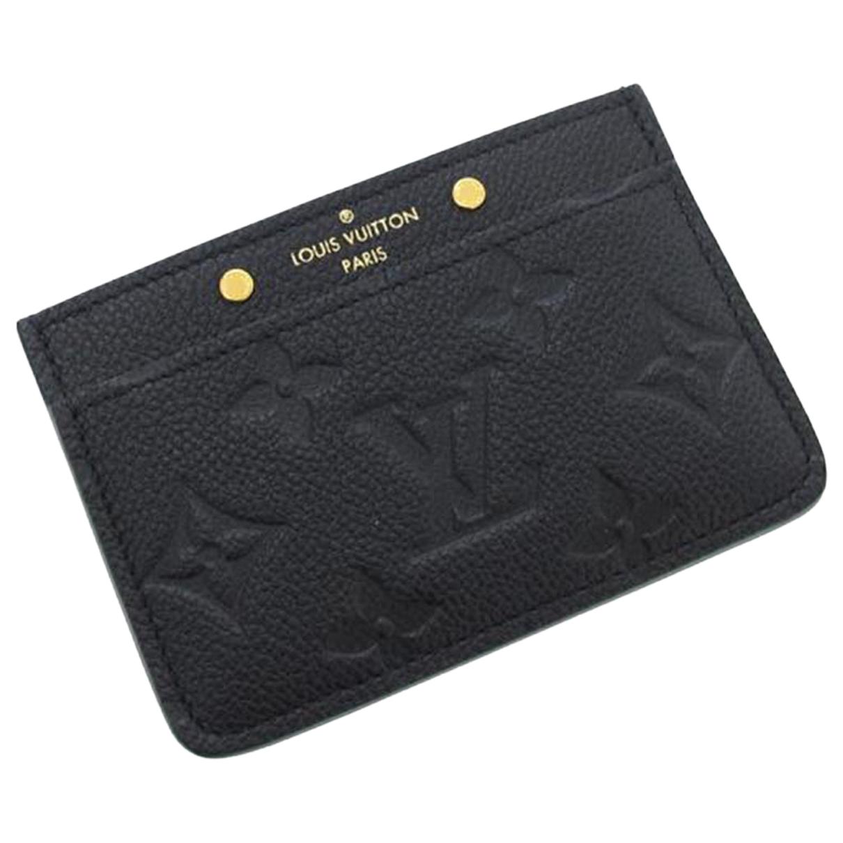 Louis Vuitton - Petite maroquinerie   pour femme en cuir