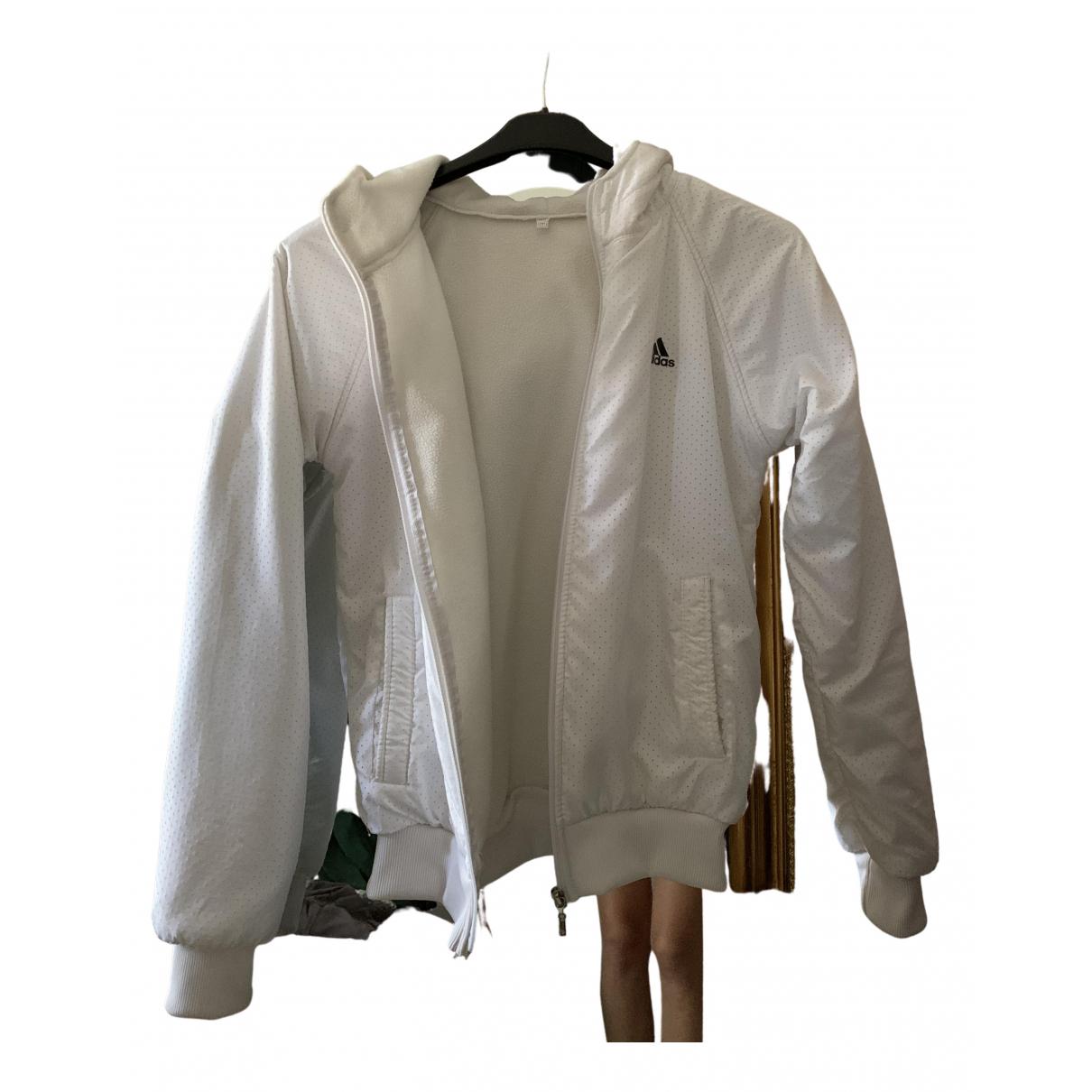 Adidas \N White jacket for Women S International
