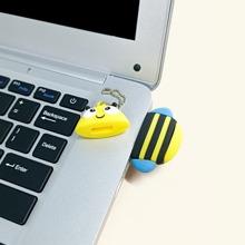 Memoria USB en forma de abeja
