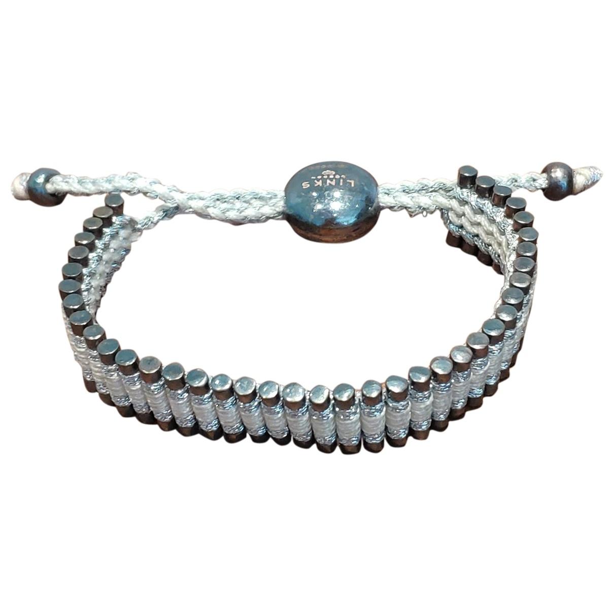 Links Of London - Bracelet   pour femme en argent - beige