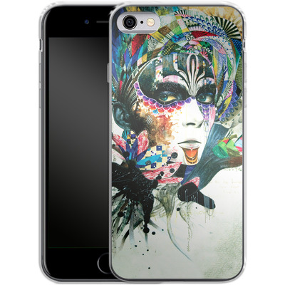 Apple iPhone 6 Silikon Handyhuelle - Blossom Desire von Minjae Lee