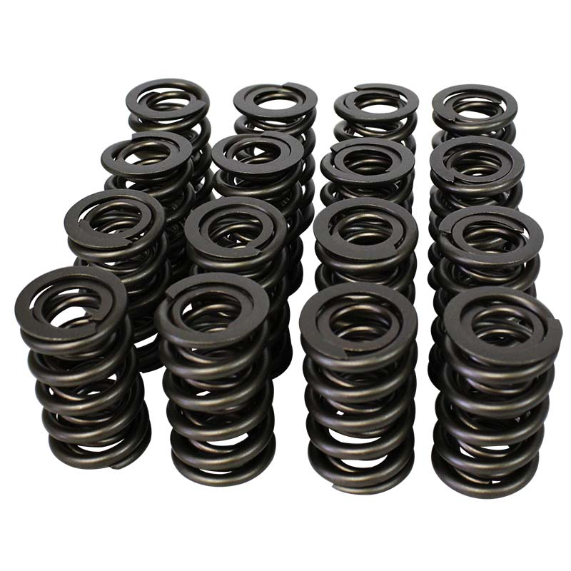 Pro - Alloy Mechanical Roller Dual Valve Springs; 1.640 Howards Cams 98738-A 98738-A