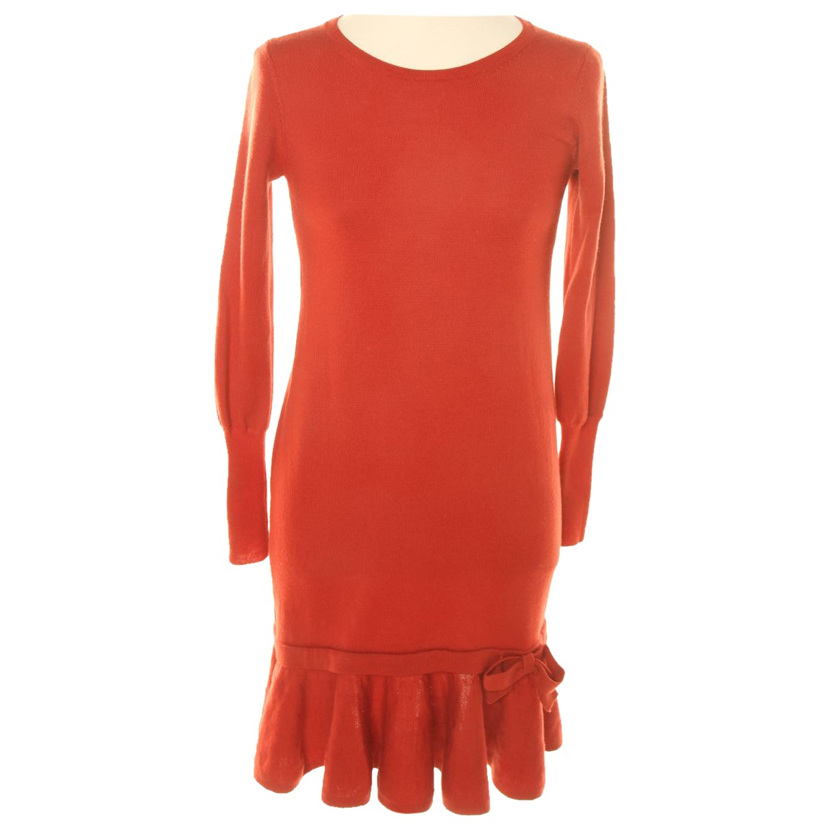 Paule Ka N Red Cotton dress for Women S International
