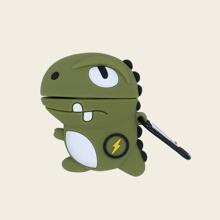 Estuche Airpods con forma de dinosaurio