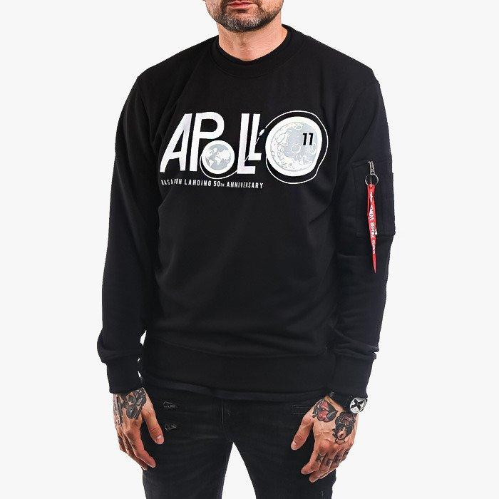 Alpha Industries Apollo Moon Landing 50 Sweater 198366 03