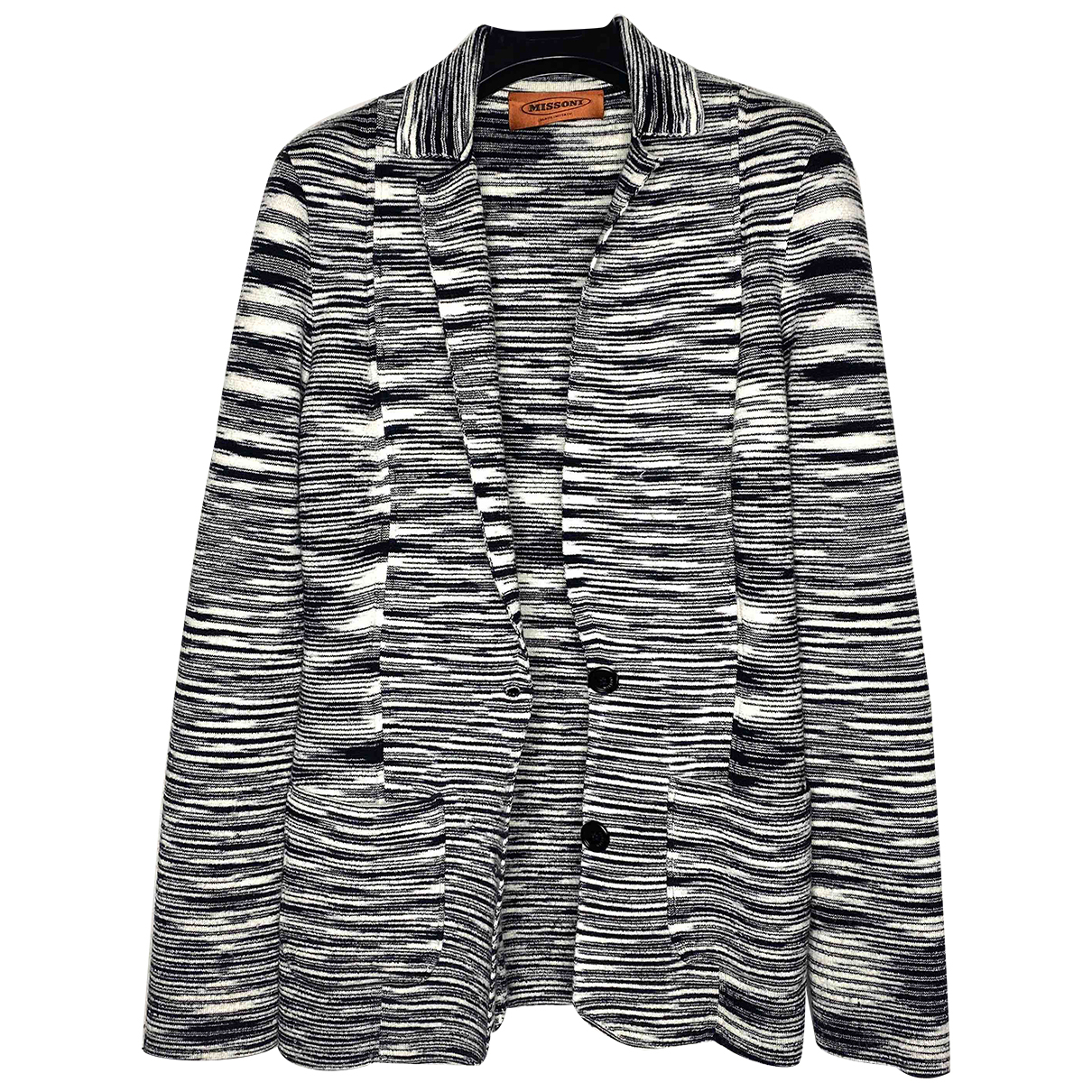 Missoni N Black Wool Knitwear for Women 40 IT