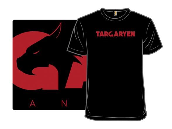 House Targaryen T Shirt