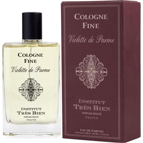 Cologne Fine Violette De Parme - Institut Tres Bien Eau de Parfum Spray 100 ml