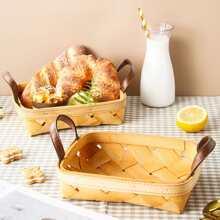 1pc Woven Fruit Basket