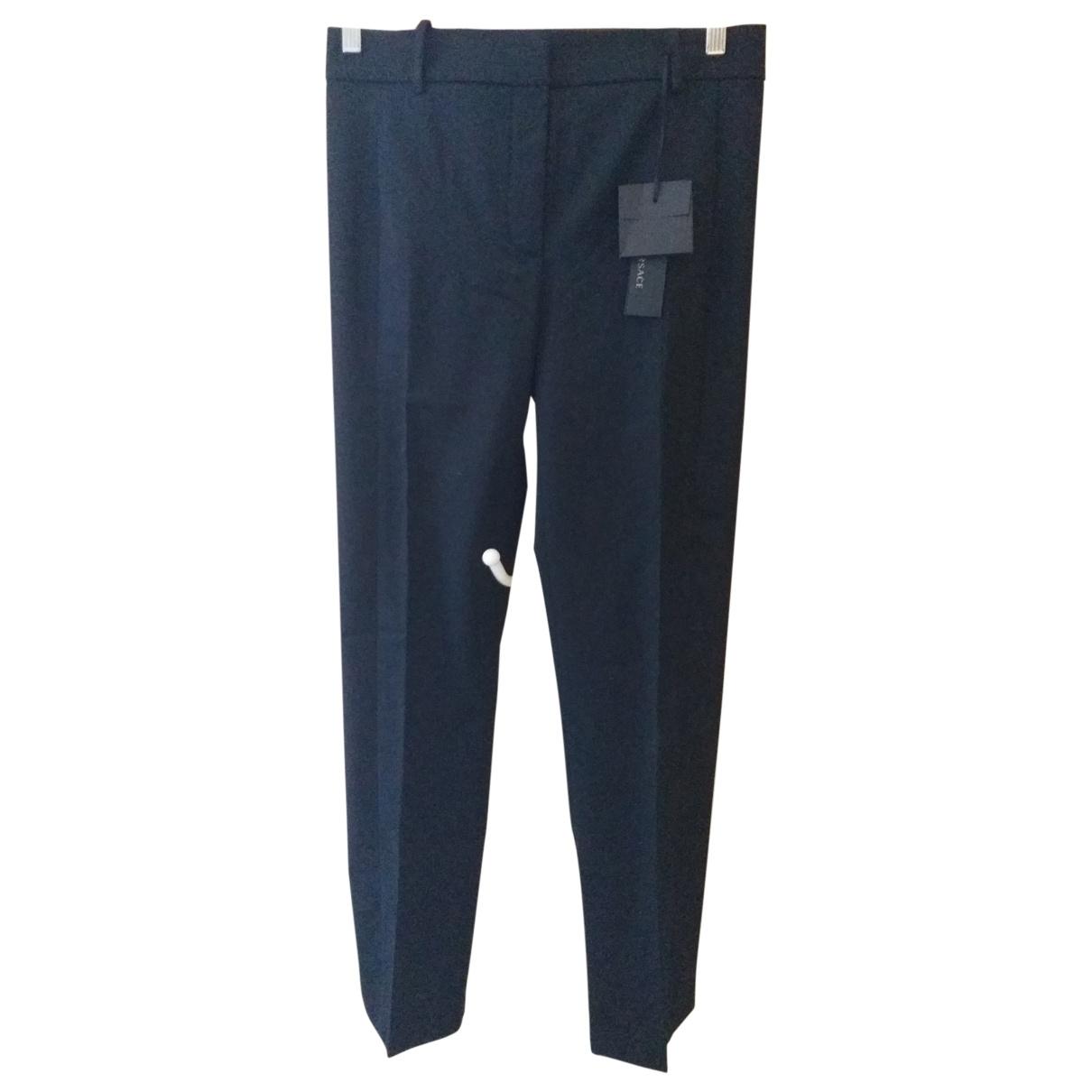 Pantalon recto Versace