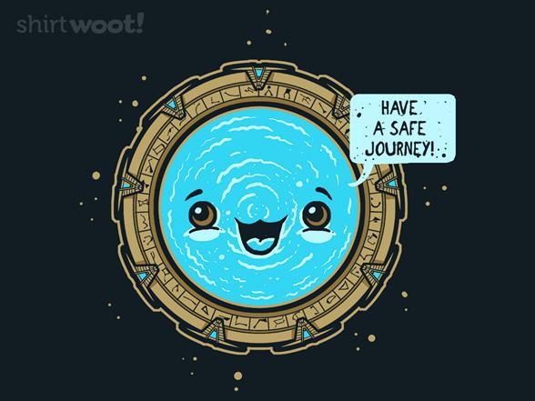 Safe Journey T Shirt