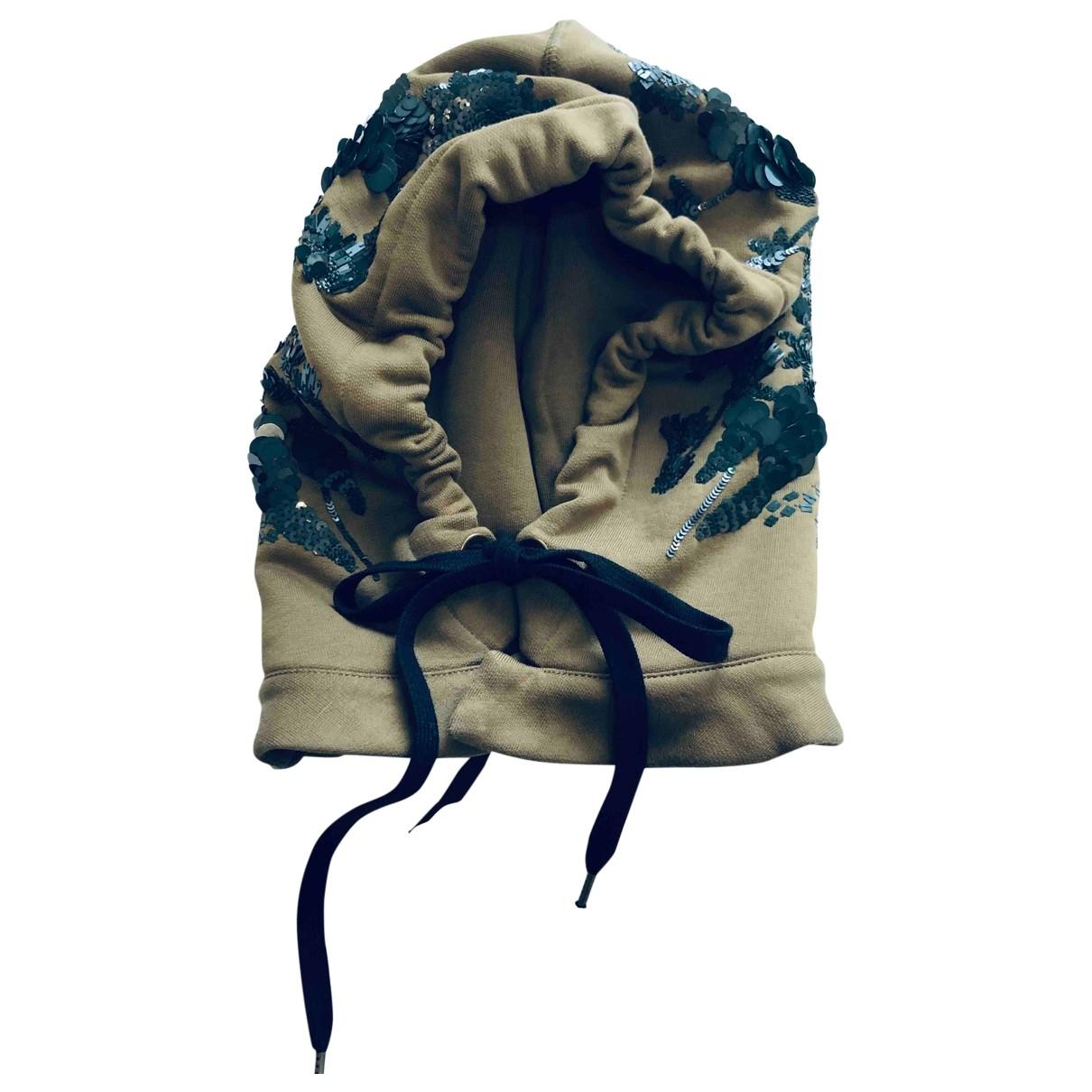 N°21 \N Khaki Cloth hat for Women L International