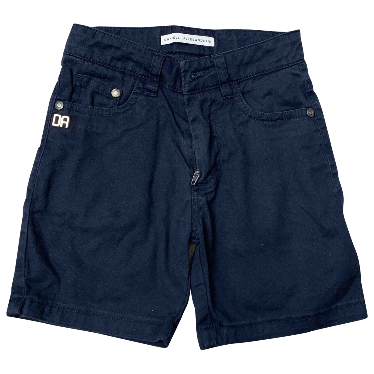 Daniele Alessandrini \N Blue Cotton Shorts for Kids 4 years - until 40 inches UK