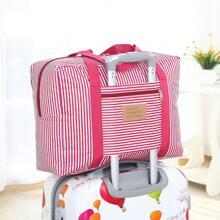1pc Striped Pattern Storage Bag