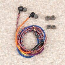 1 Stueck In-Ear-Kopfhorer mit handgemachtem Seil