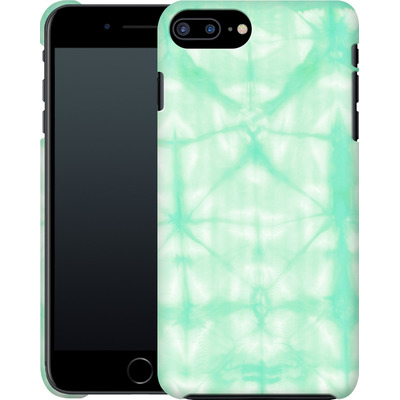 Apple iPhone 7 Plus Smartphone Huelle - Tie Dye 2 Mint von Amy Sia