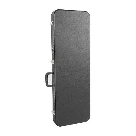 ChromaCast Electric Guitar Hard Case, One Size , Black