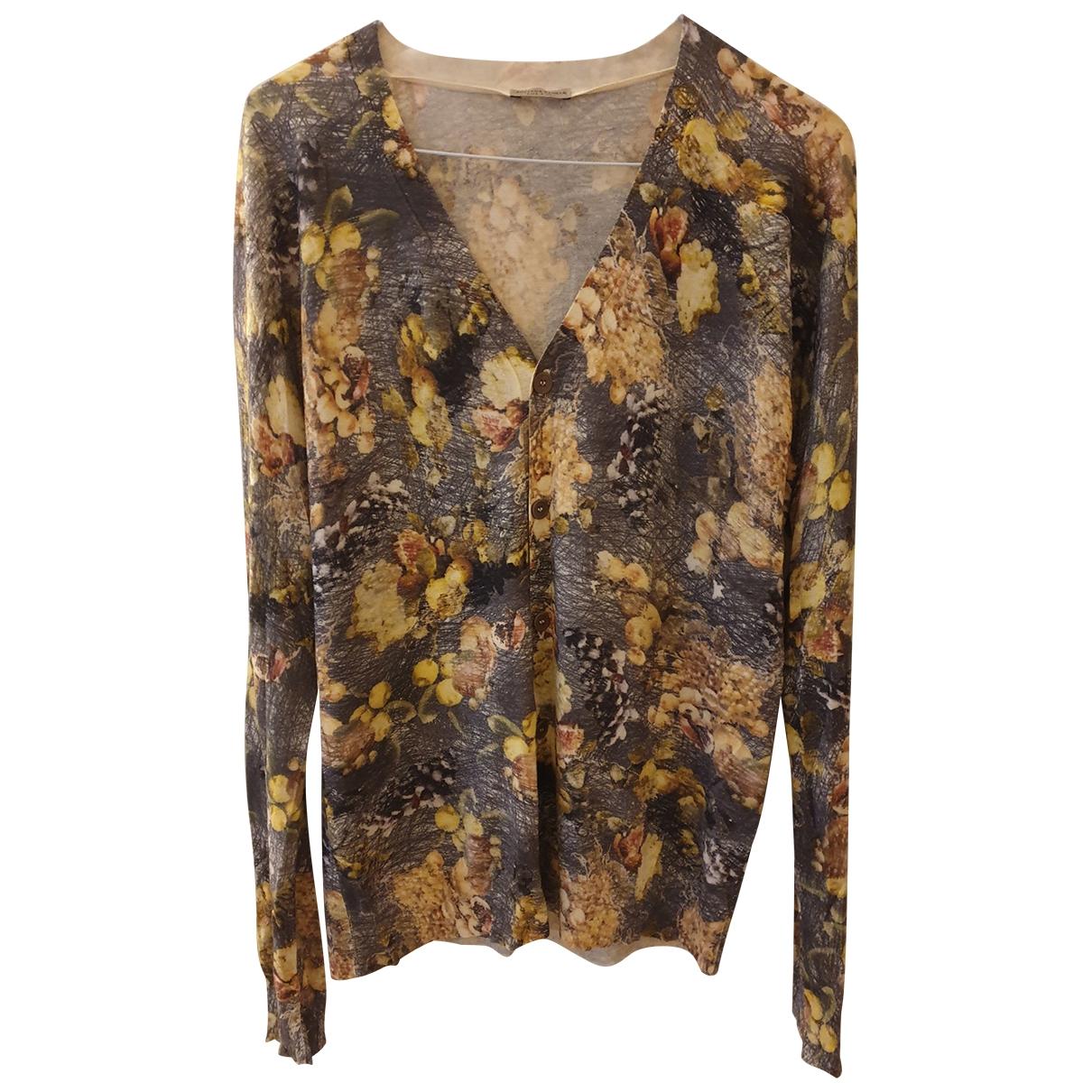Bottega Veneta \N Multicolour Silk Knitwear & Sweatshirts for Men 48 IT