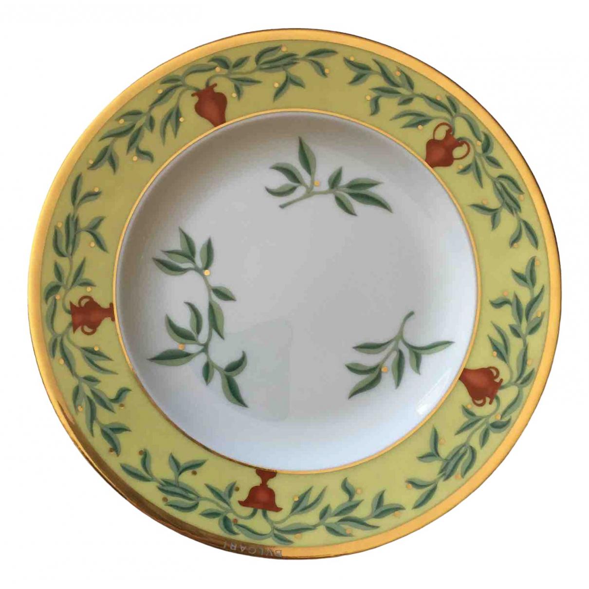 Vaciabolsillos de Porcelana Bvlgari