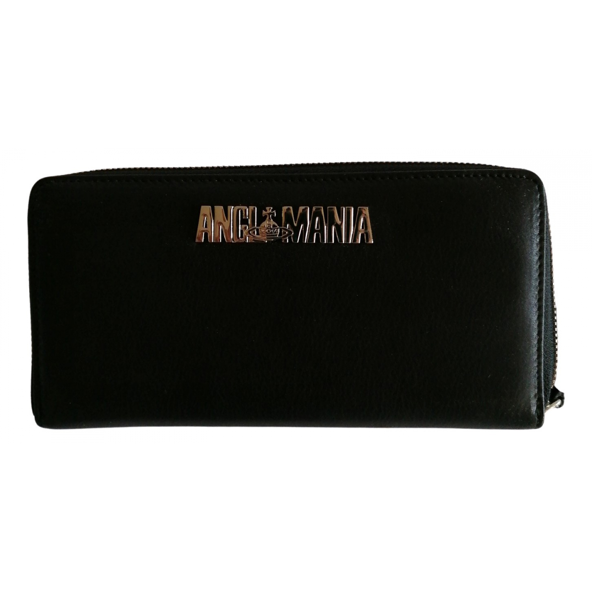 Vivienne Westwood Anglomania \N Black Leather wallet for Women \N