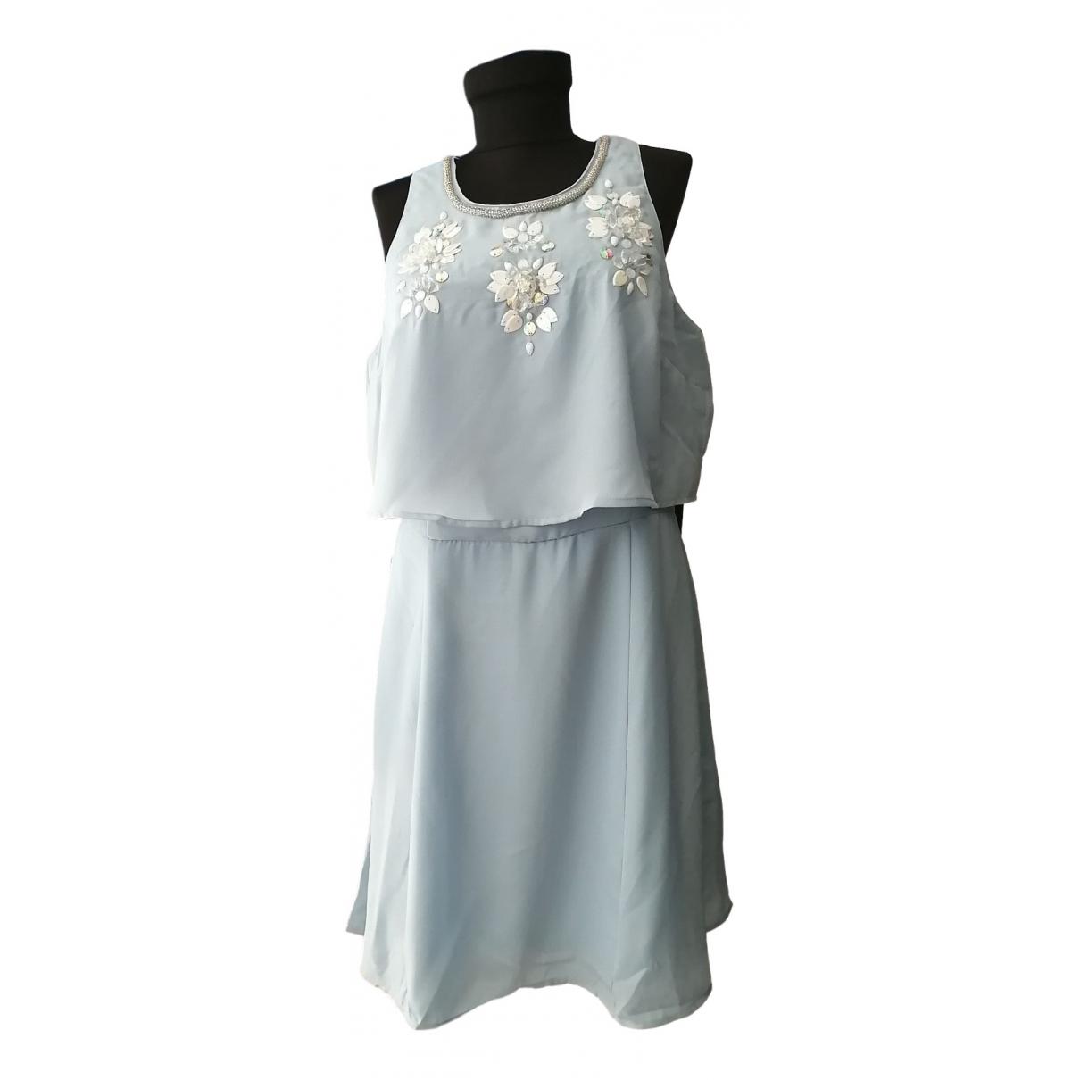 Asos \N Blue dress for Women 44 FR