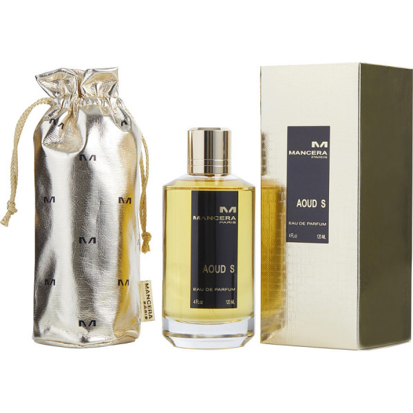 Mancera - Mancera Aoud S : Eau de Parfum Spray 4 Oz / 120 ml