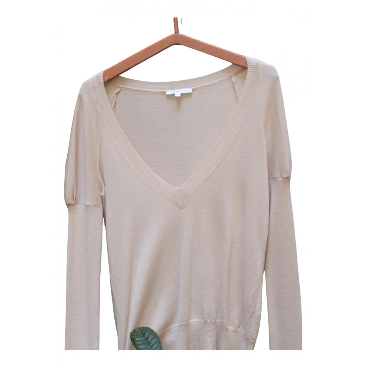 Vanessa Bruno N Pink Cotton Knitwear for Women 40 FR