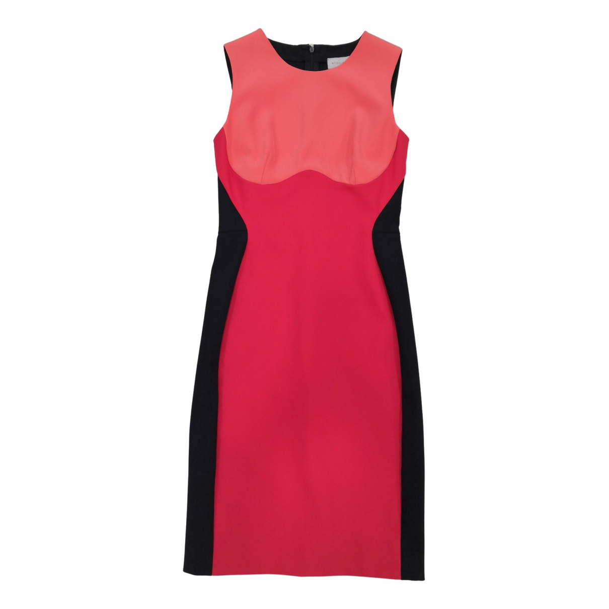 Stella Mccartney N Pink Cotton - elasthane dress for Women 40 IT