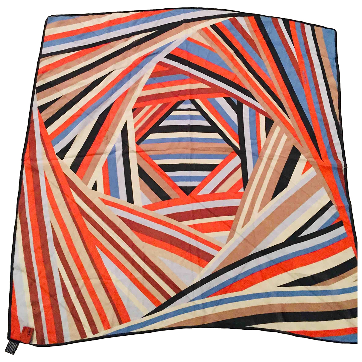 Missoni \N Multicolour Silk scarf for Women \N