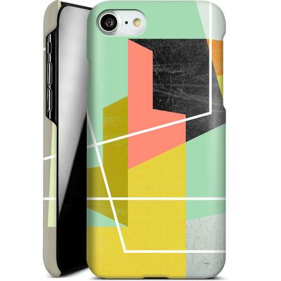 Apple iPhone 8 Smartphone Huelle - Color Block II von Susana Paz