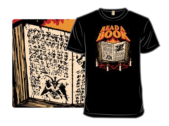 Dark Reading T Shirt