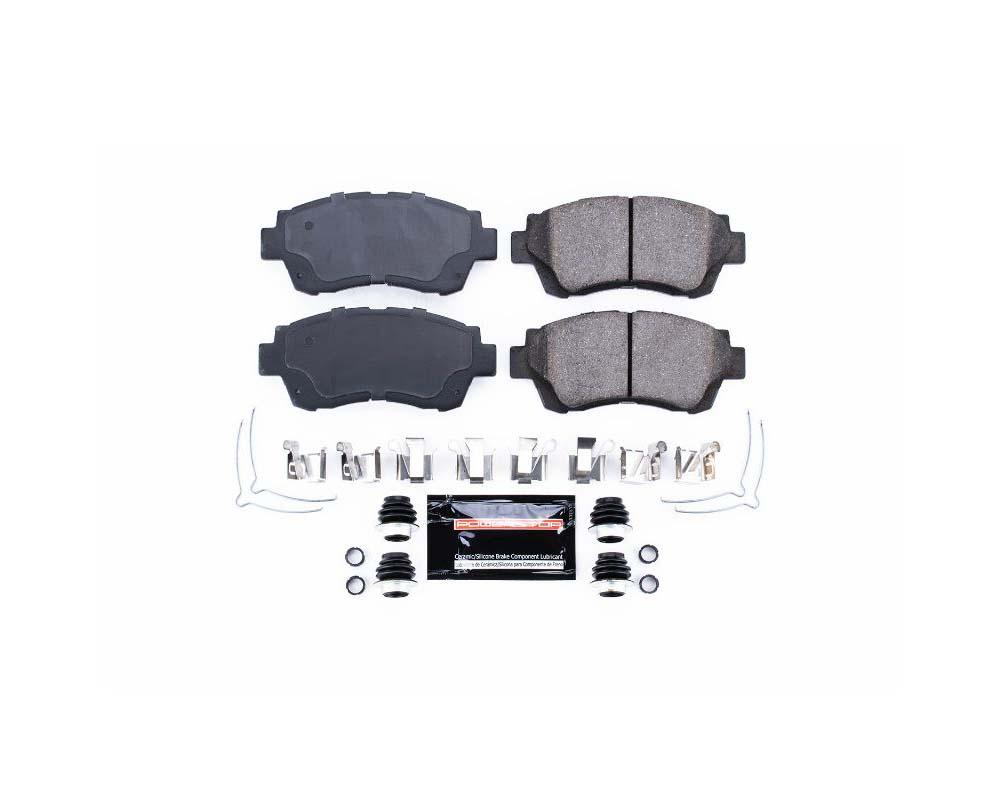 Power Stop Z23-476 Z23 Evolution Sport Brake Pads w/Hardware Front Lexus ES300 1992-1996