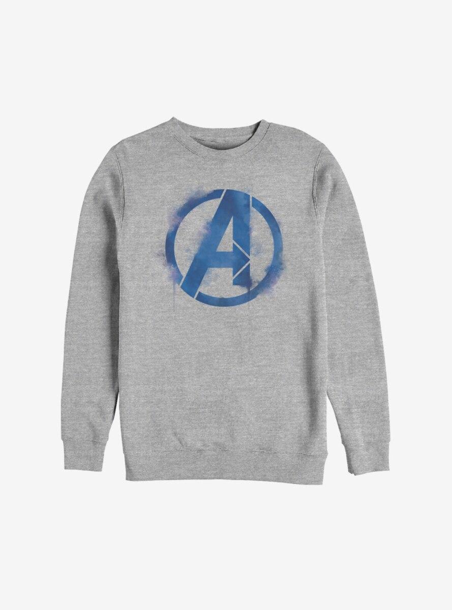 Marvel Avengers: Endgame Spray Logo Sweatshirt