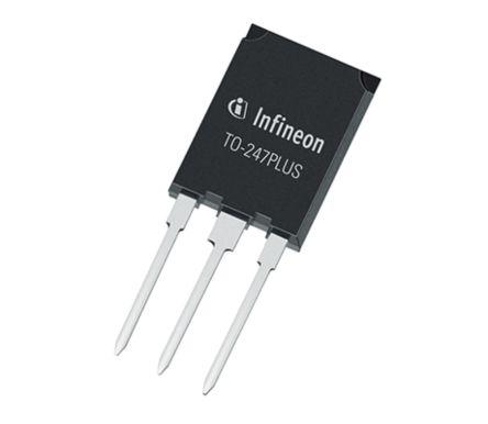 Infineon IKQ40N120CH3XKSA1 P-Channel IGBT, 80 A 1200 V, 3-Pin TO-247 (30)