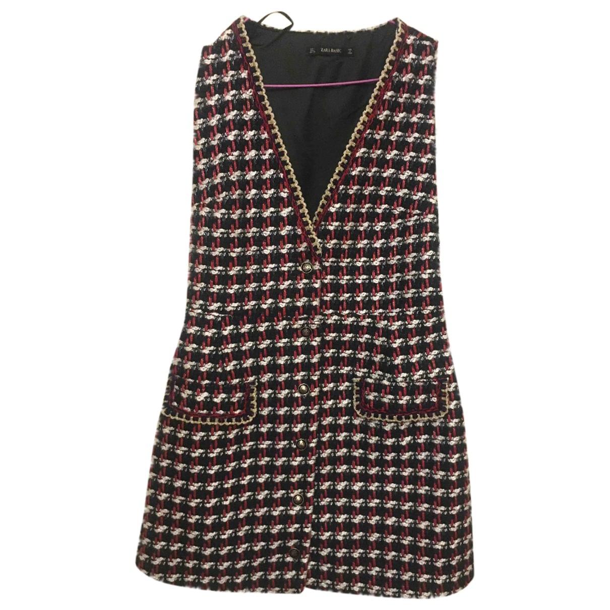 Zara \N Multicolour Tweed dress for Women L International