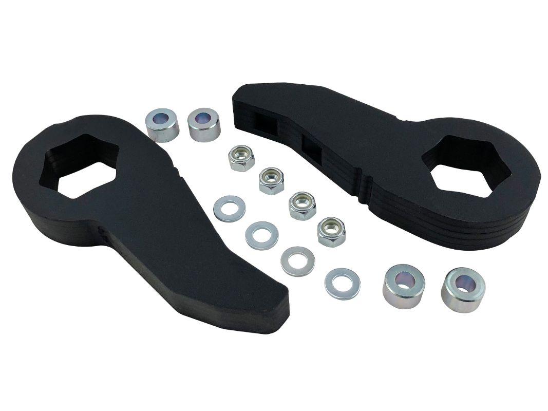 Tuff Country 12014 2 Inch Front Torsion Bar Leveling Key GMC 1500HD   2500HD   3500HD 2020