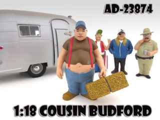 Cousin Budford