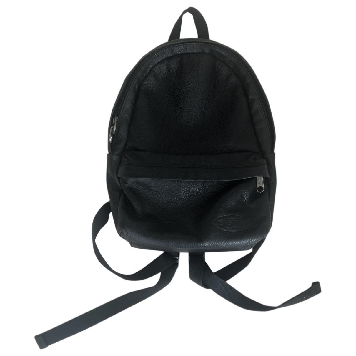 Eastpak - Sac a dos   pour femme en cuir - noir