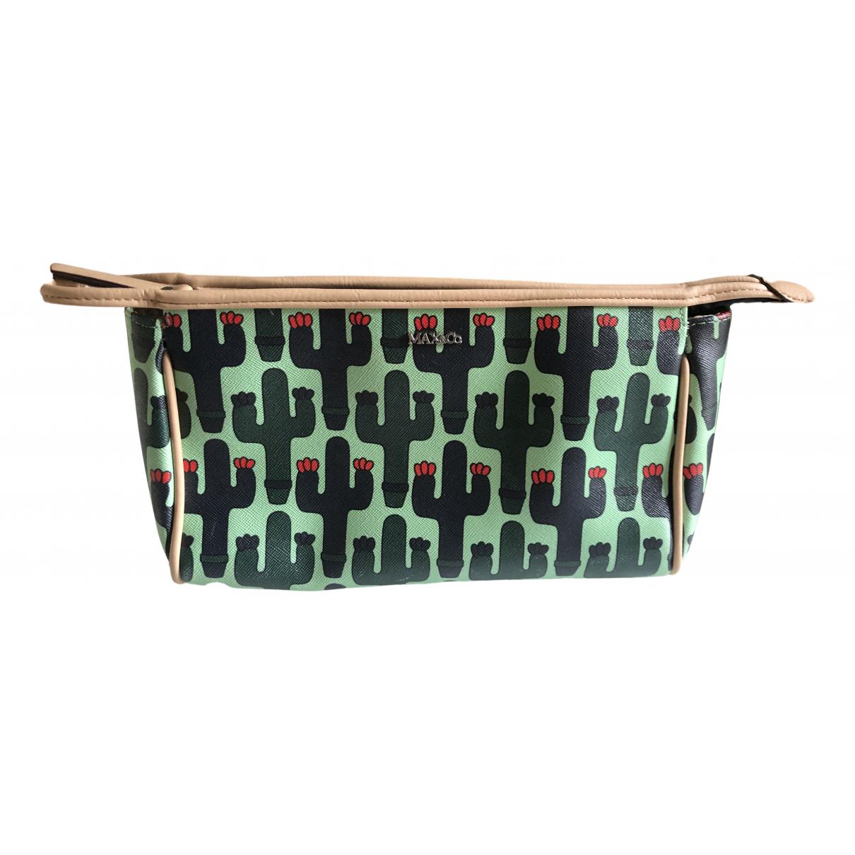 Max & Co - Petite maroquinerie   pour femme - vert