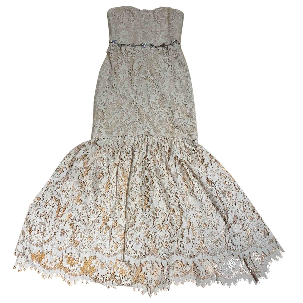 Marchesa Notte - Robe   pour femme en dentelle