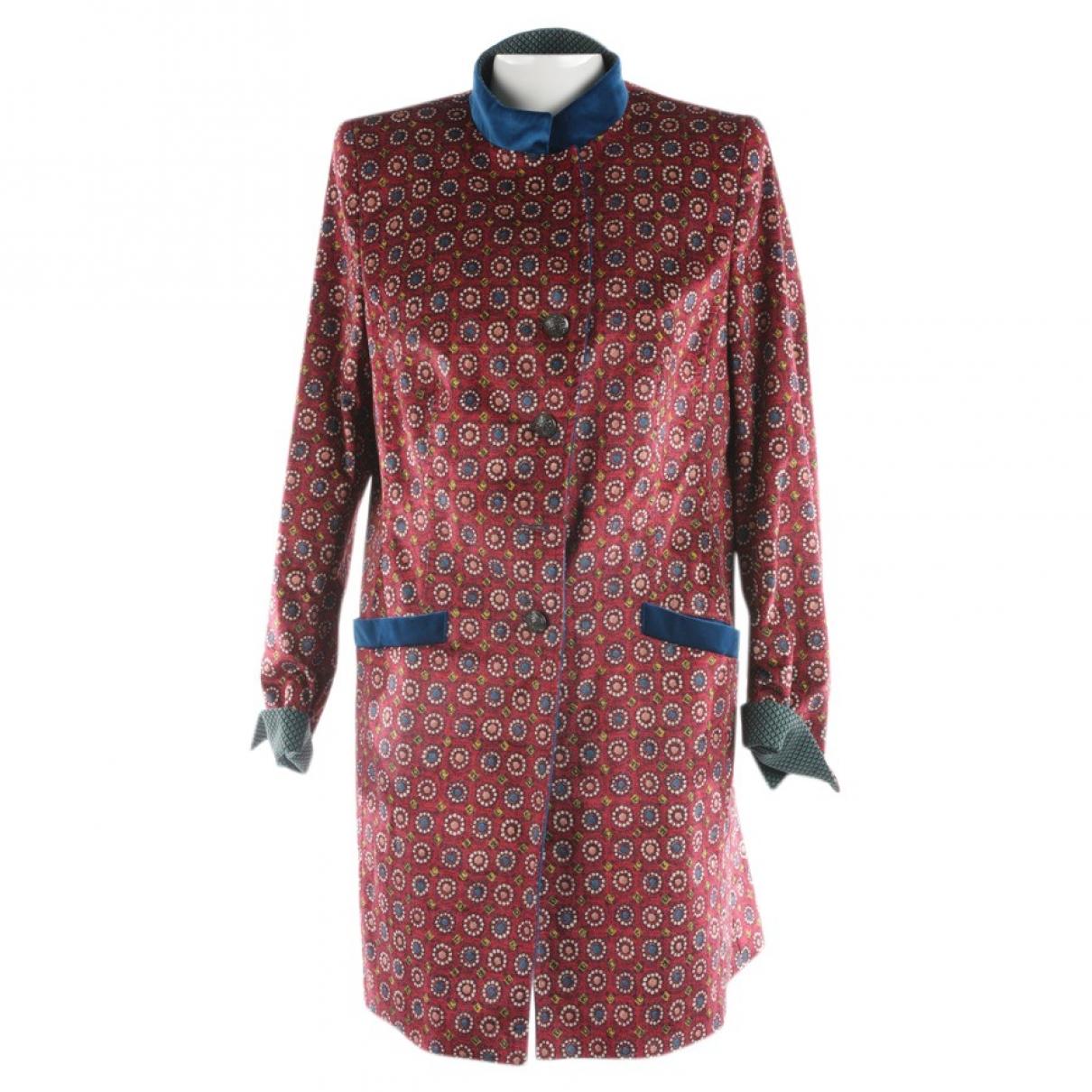 Thomas Rath - Veste   pour femme en coton - multicolore