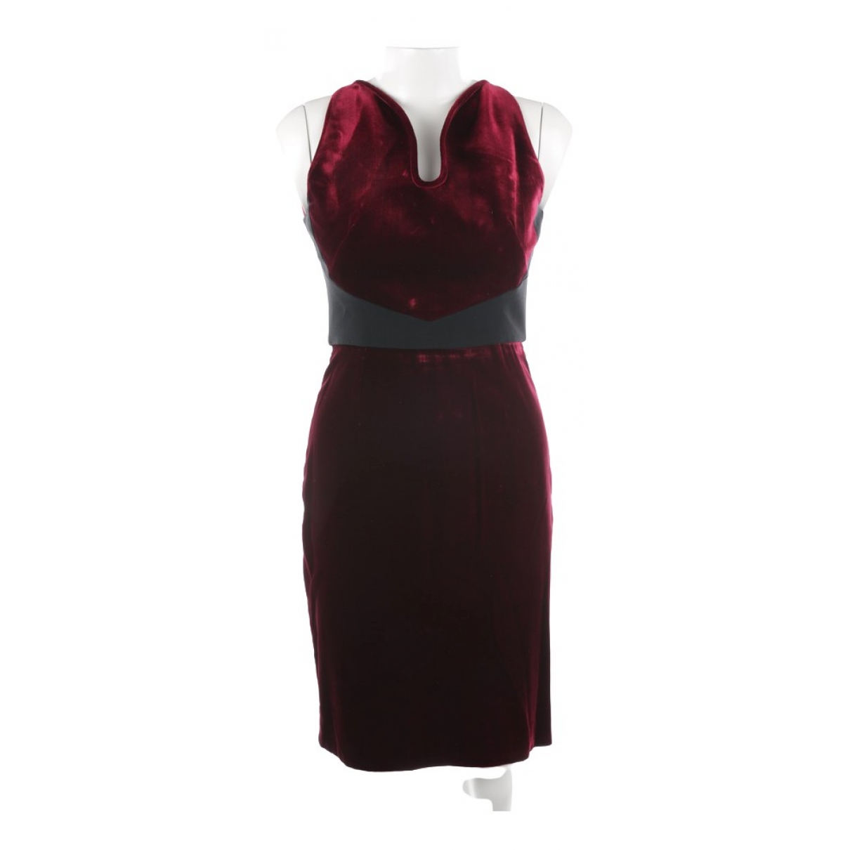 Roland Mouret \N Red dress for Women 38 FR