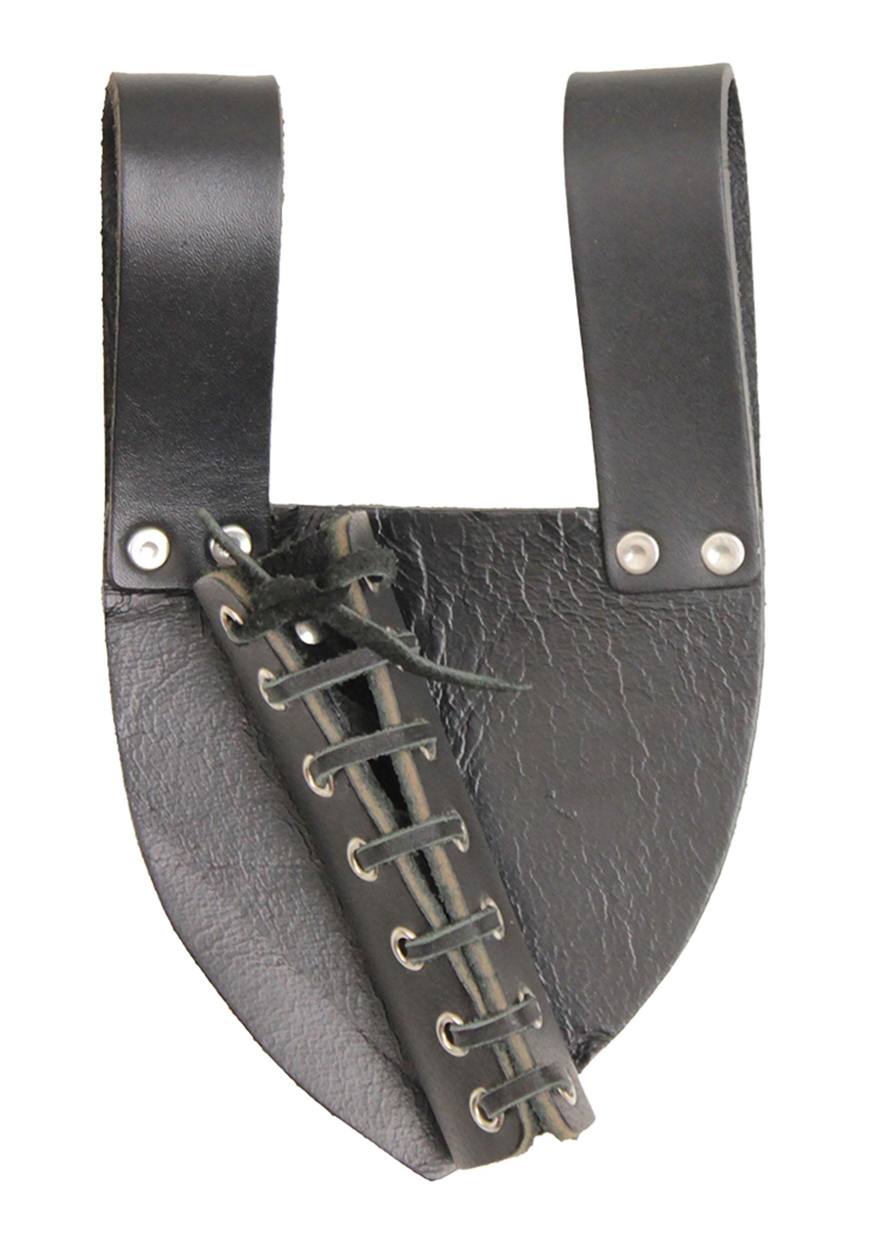 Black Waist Prop Sword Holder