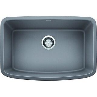 Blanco Valea 18-In X 27-In Granite Kitchen Sink - 27