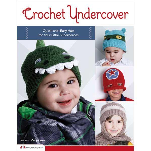 Crochet Undercover