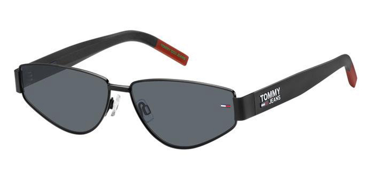 Tommy Hilfiger TJ 0006/S 807/IR Mens Sunglasses Black Size 60