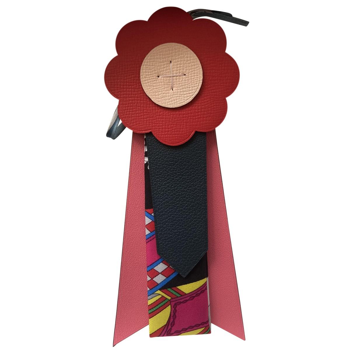 Hermès Petit H Multicolour Leather Bag charms for Women \N